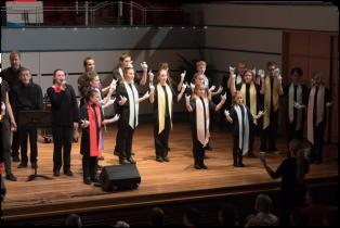 Newcastle Sign Choir